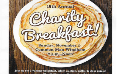 19th Annual Charity Breakfast